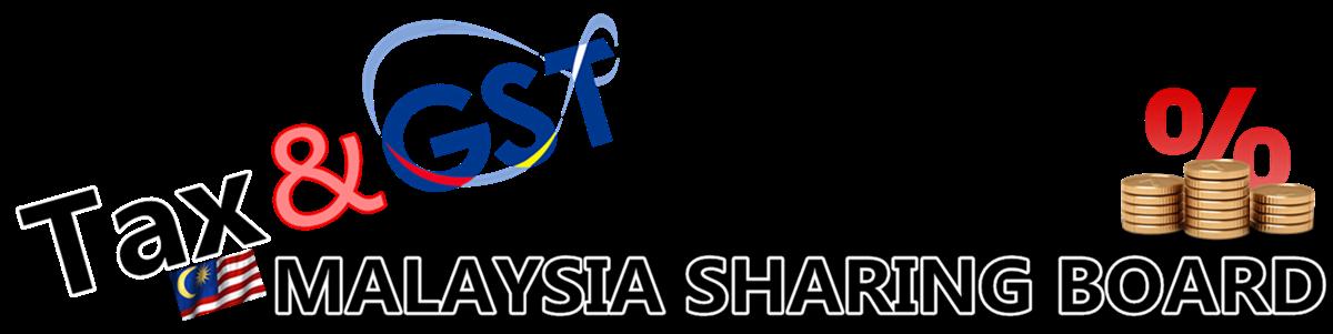 The Tax & GST Sharing Blog!!