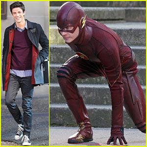 Grant Gustin (The Flash)