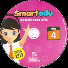 toko buku rahma: buku SMARTEDU CD EDUKASI KURIKULUM 2013, untuk kelas 4 sd