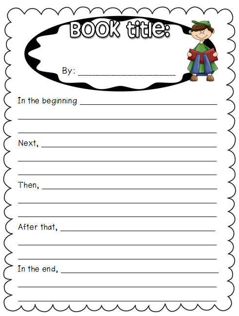 report writing template for high school students Printables for students book report template writing / handwriting educational board games high school resources.