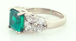 Emerald Engagement Rings Treatments
