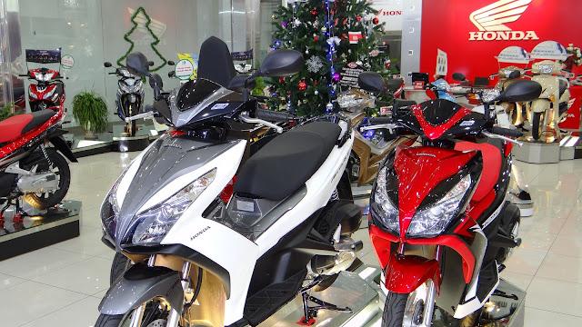 Chuyên bán các loại xe máy HONDA-YAMAHA-SUZUKI mới 100% giá tốt nhất ! - 23