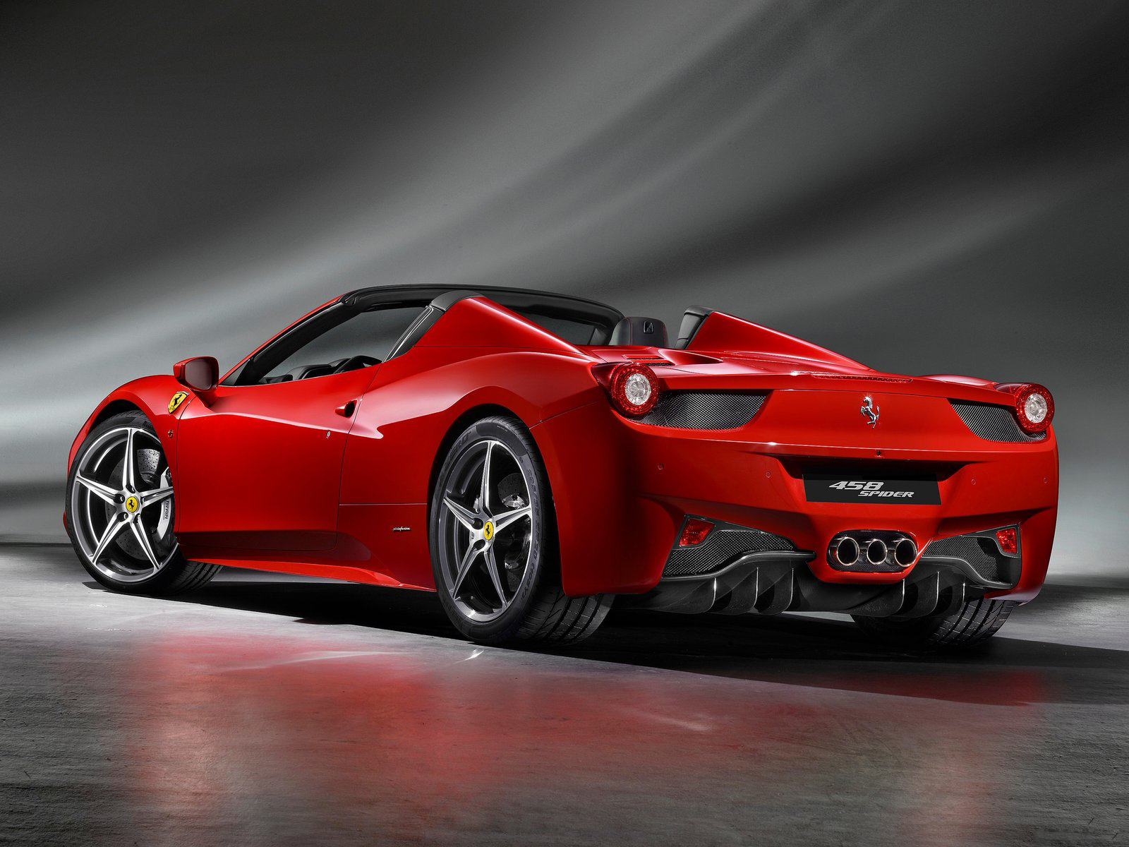 2013 ferrari 458 spider. Black Bedroom Furniture Sets. Home Design Ideas