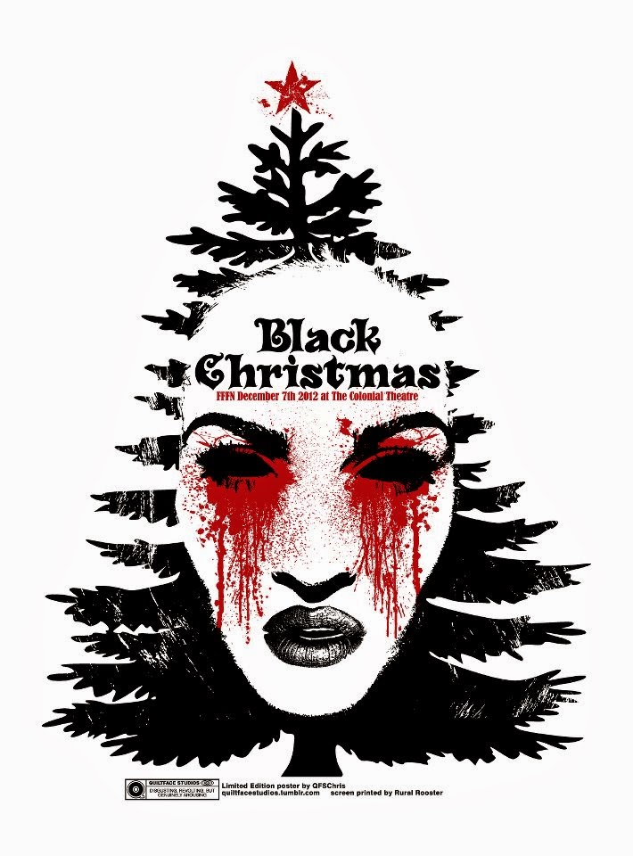 """Shit Movie Fest: Enter To Win A """"Black Christmas"""" Poster ..."""