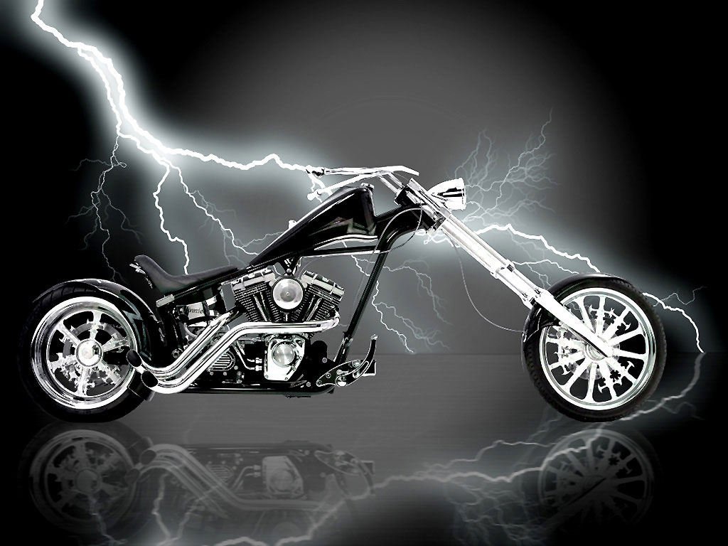 Custom Harley Davidson Motorcycles | Wallpaper For Desktop