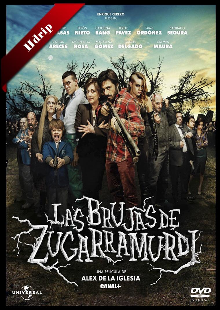 Las Brujas De Zugarramurdi HD