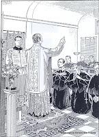 Imagem da Vestiçãosdos primeiros Irmãos