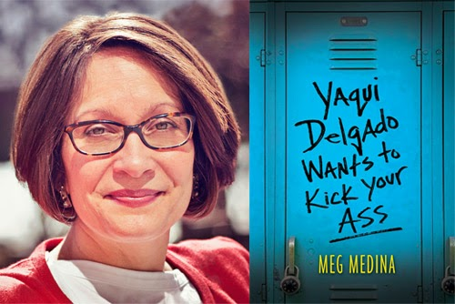 bullying in the book yaqui delgado wants to kick your ass by meg medina Title: yaqui delgado wants to kick your ass author: meg medina publisher: candlewick press date: 2013 ages 14 and up voya: 3q, 2p, j s yaqui delgado wants.