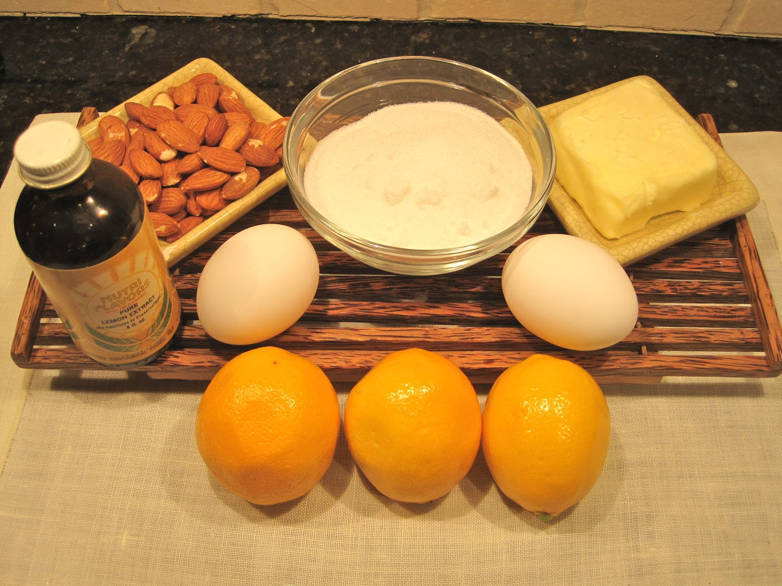 smoores in the kitchen: Meyer lemon biscotti with white ...