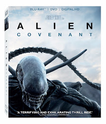 ALIEN: COVENANT Coming to Digital HD, Blu-Ray & DVD