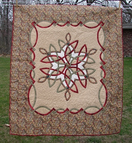 CELTIC CROSS QUILT PATTERN Patterns For You