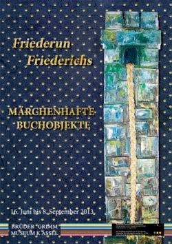 Contes de Grimm com a objectes d'art a Kassel
