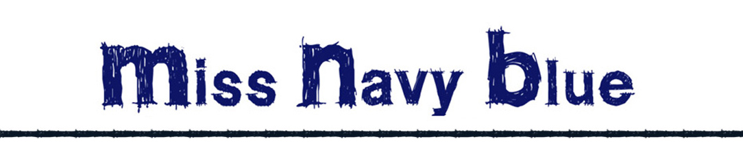 Miss Navy Blue