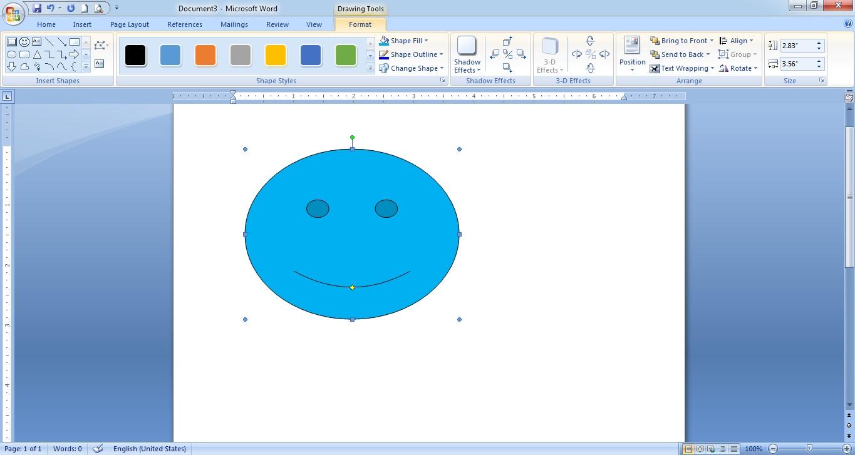 Cara menggambar bintang atau bentuk lain di Microsoft Word ...