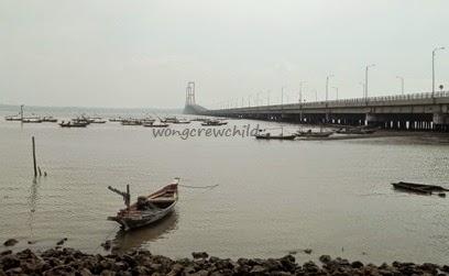 tempat melihat jembatan suramadu
