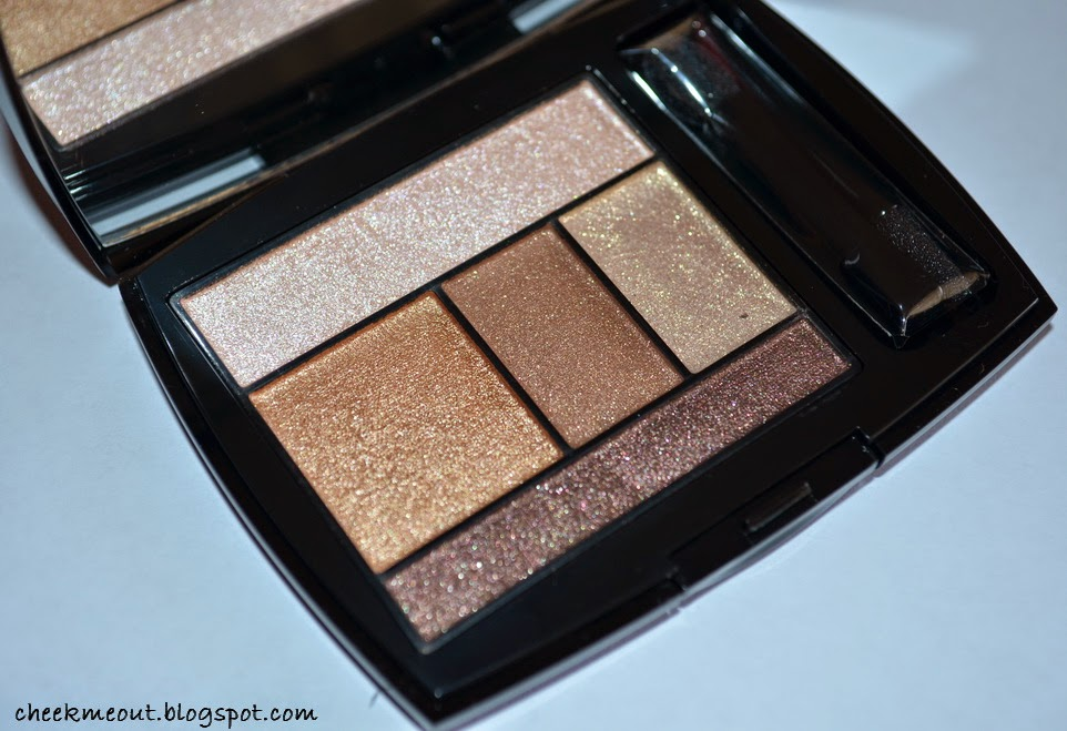 Lancome Color Design 5 Pan Eyeshadow Palette In Bronze Amour My Beauty Galleria,Space Saving Small Space Small Bedroom Design Ideas