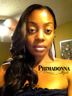 "XQ Remy Side Swept hairstyle 14"" and 16"""