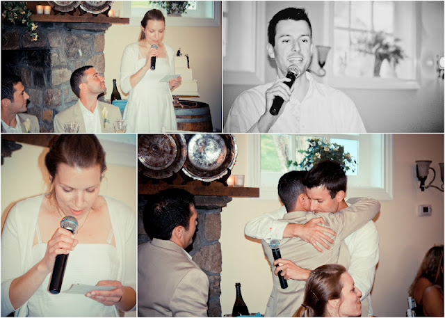 speeches at the reception