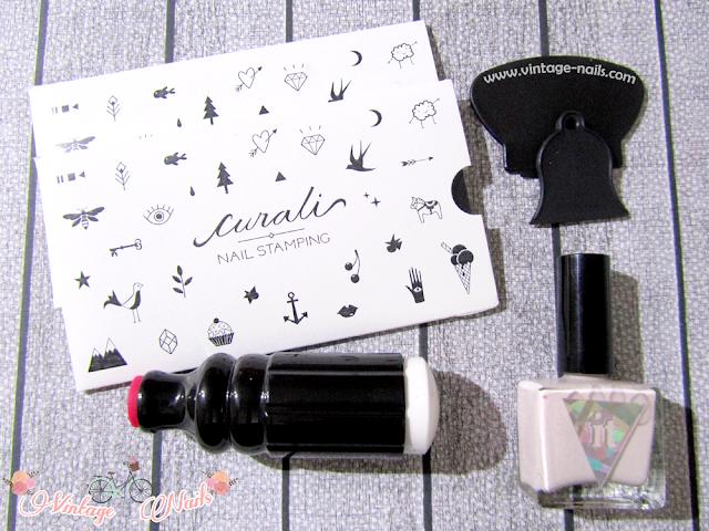 Nailistas, nail art, Curali, manicura, manicure, stamping