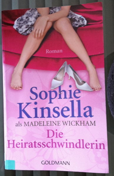 My May lecture from Sophie Kinsella