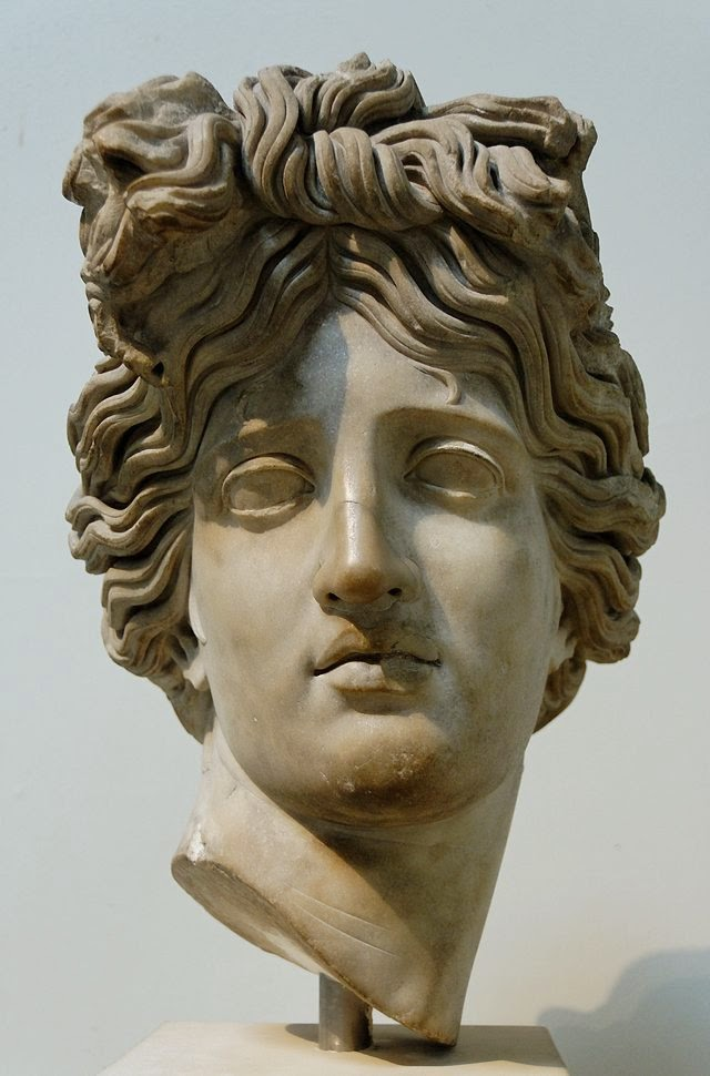 Neo Polytheist Apollo God Of Healing Music And The Sun