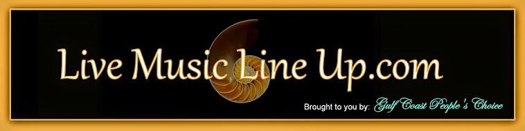 LiveMusicLineUp.com