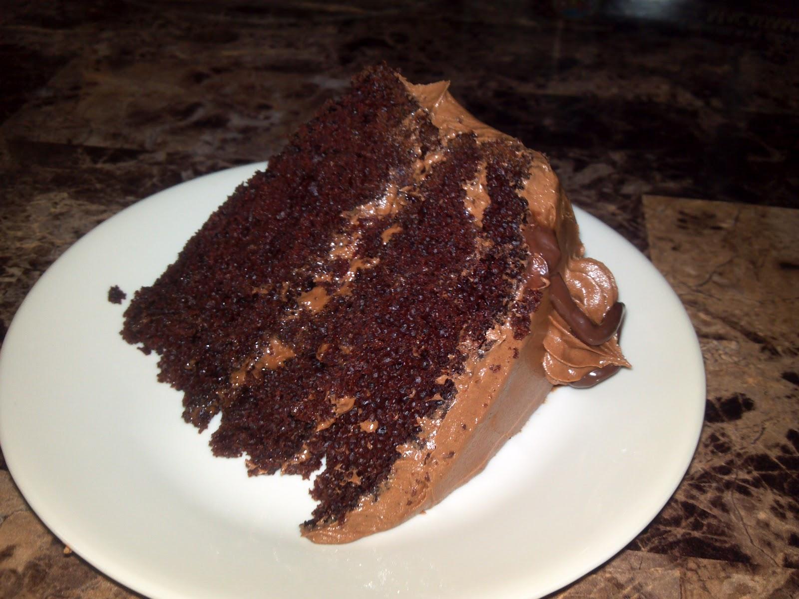 Daisy Cakes: Chocolate Espresso Cake