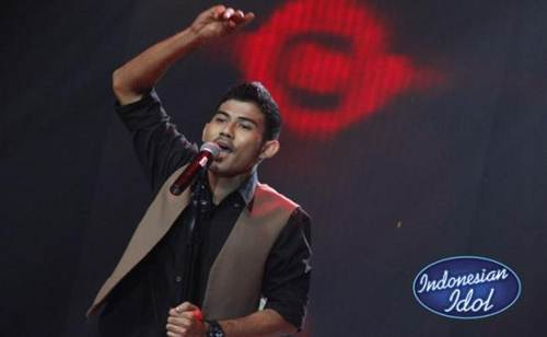 Video Dion Indonesian Idol - Sik Asik