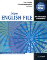 New. English. File 2005 Pre Intermediate Class CD 1 : Free ...