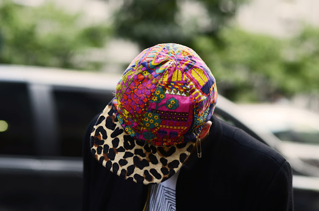 Ball Cap, New York Times, Street Style, Fashion, Style, Design, Leopard, Pattern, Cheetah