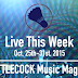 Live This Week: Oct. 25th-31st, 2015