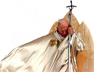 The Catholic Knight: BLESSED JOHN PAUL II