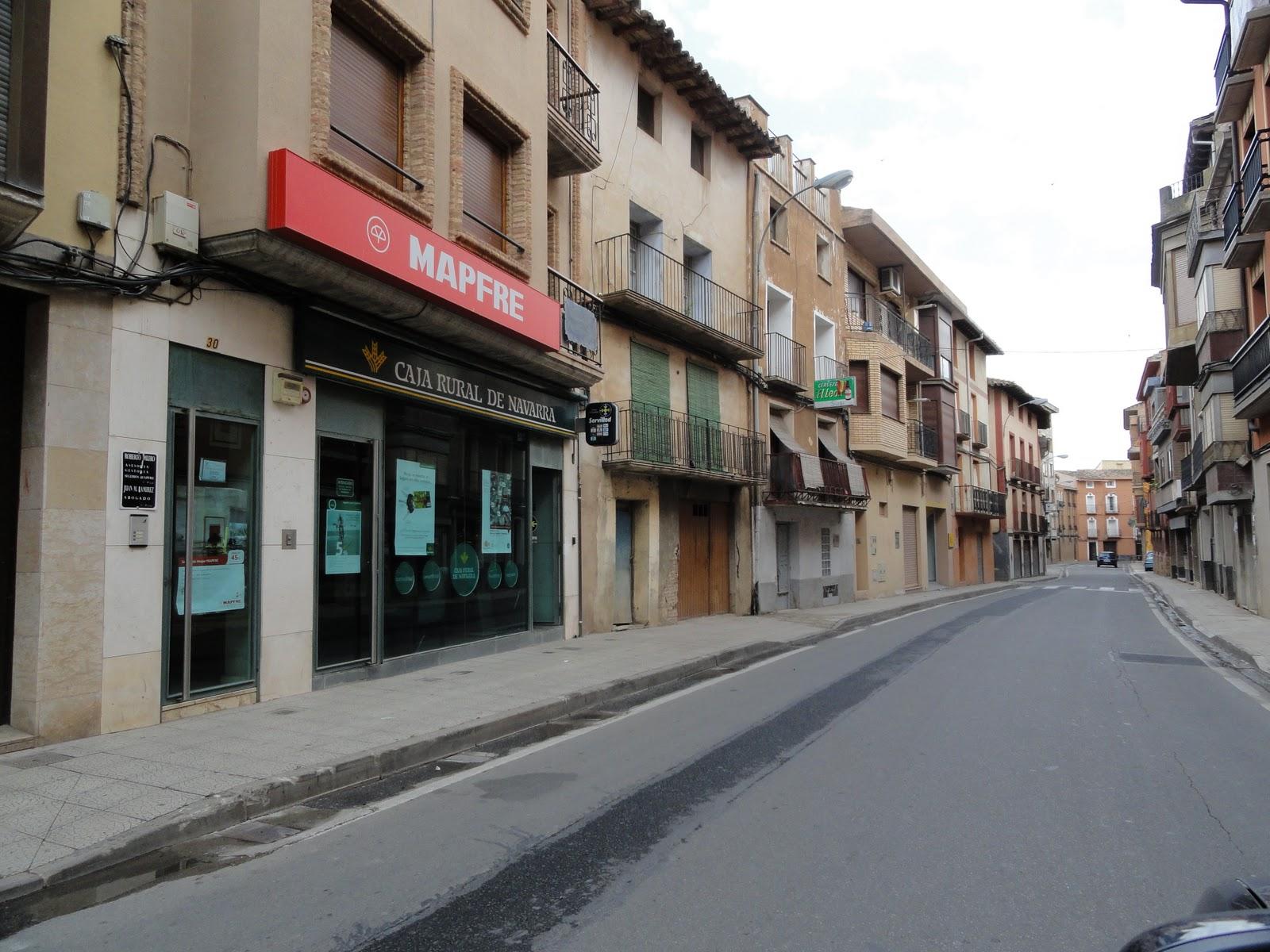 Noticias de fitero la primera entidad bancaria for Caja rural navarra oficinas