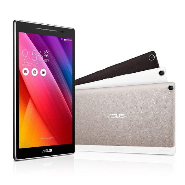 Asus resmi umumkan dua tablet terbarunya dengan chipset Intel, Zenpad 8 dan Zenpad S8