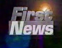 Image From Brian Vike's First UFO TV Interview On CFTK News