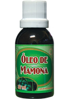 óleo de mamona