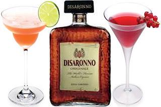 cócteles licor Disaronno