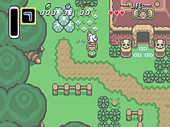 Imagen de Zelda - A link to the past (Snes)