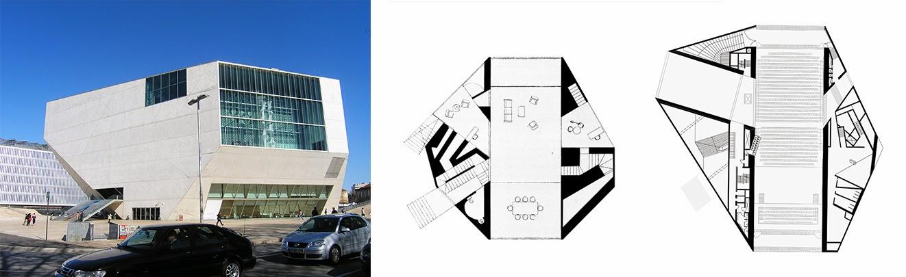 Rem koolhaas i casa da m sica cuestiones de for Piscitelli casa de musica