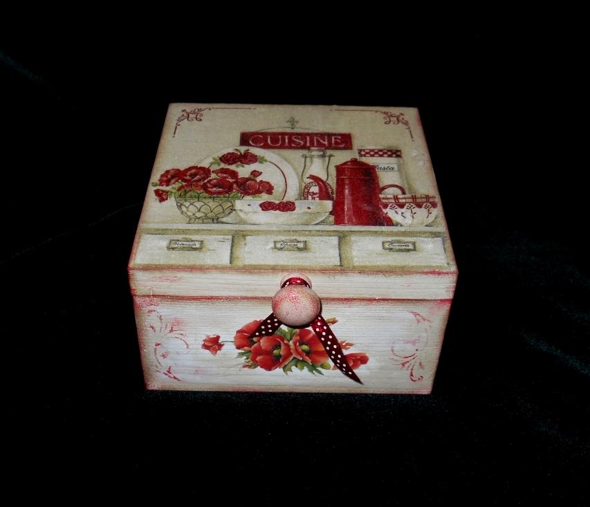Чайные коробочки своими руками 19