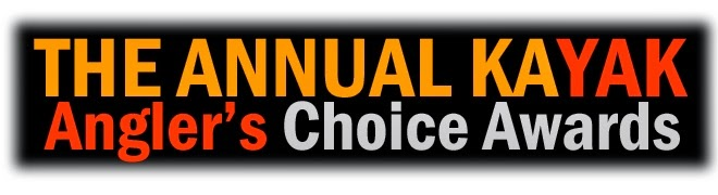 Kayak Angler's Choice Awards