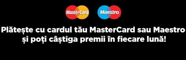 promotie card mastercard maestro