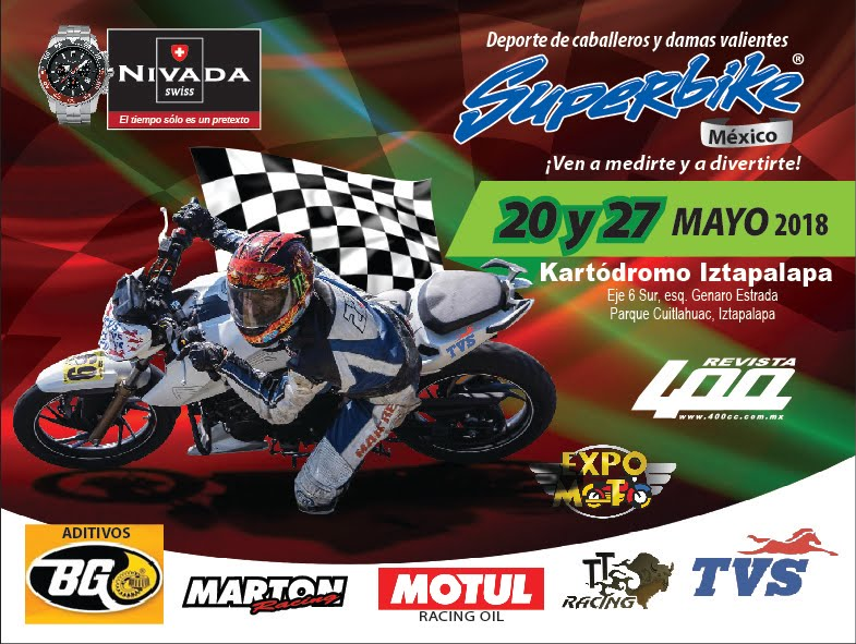 Superbike México