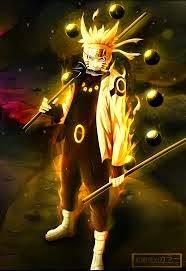 Six Paths Sage Mode Naruto