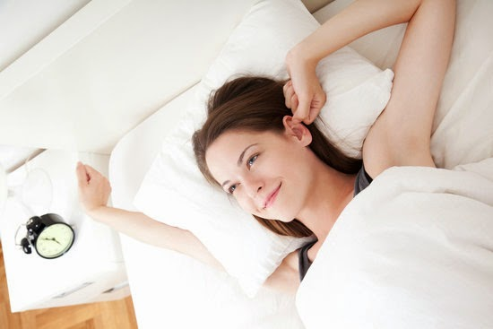 FACT: Your body is temporary taller moments after waking up in the morning