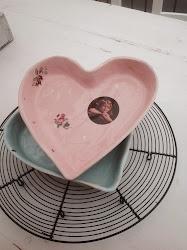 Egenhändigt gjord keramik