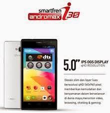Harga Terbaru dan Spesifikasi Lengkap Smartfren Andromax i3s