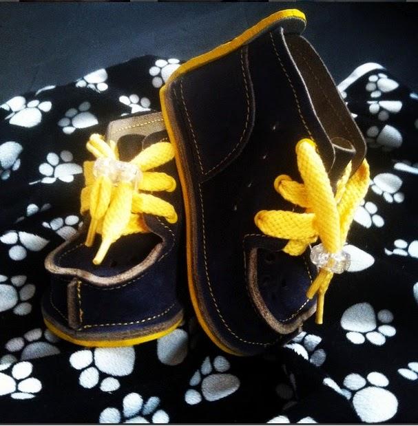 Gucio Shoes - pierwsze buty dla dziecka