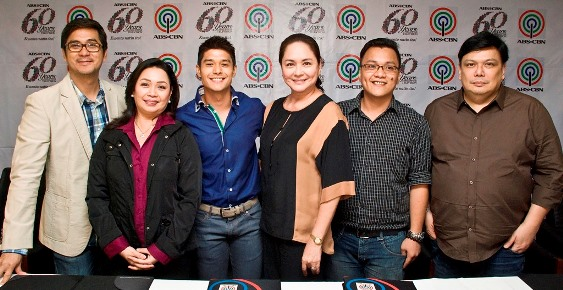 JC de Vera Contrat signing with ABS-CBN