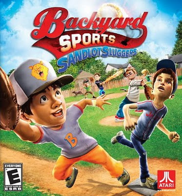 Download Sport Game Backyard Sports Sandlot img